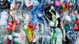 bottiglie compattate