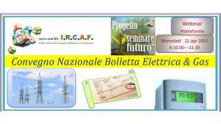 I.R.C.A.F. convegno nazionale volletta elettrica e gas
